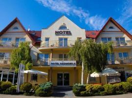 Hotel Nadmorski – hotel w pobliżu miejsca Latarnia morska Stilo w Łebie