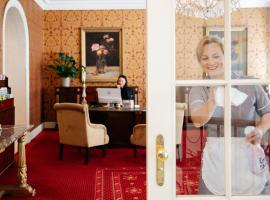 Grand Palace Hotel - The Leading Hotels of the World, hotel in Rīga