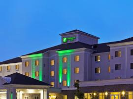 Holiday Inn Hotel & Suites Bloomington Airport, hotel near Central Illinois Regional Airport - BMI,