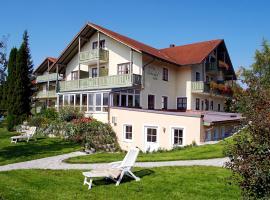 Xundheits Hotel Garni Eckershof