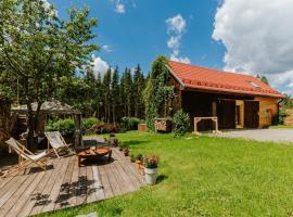 Willa Zwolakówka – hotel w pobliżu miejsca Złoty Groń Ski Lift w Istebnej