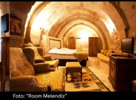 Monte Cappa Cave House