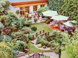 Garden Boutique Hotel: Berlin'de bir kiralık tatil yeri