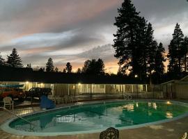 Tahoe Hacienda Inn, hotel near Heavenly Ski Resort, South Lake Tahoe