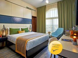 TIME Express Hotel Al Khan, hotel near Sahara Center, Sharjah