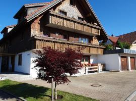 Ferienwohnung Hitz, hotel in Hinterzarten