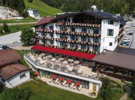 Hotel Achentalerhof, budget hotel in Achenkirch