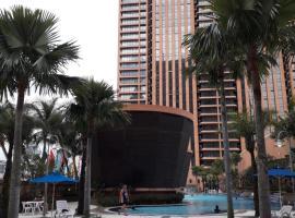 Golden Dream Service suite, hotel berdekatan Batu Caves, Kuala Lumpur