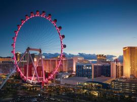 The LINQ Hotel and Casino, boutique hotel in Las Vegas