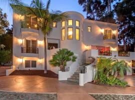 Luxury Mission Hills Mediterranean Villa home, villa in San Diego