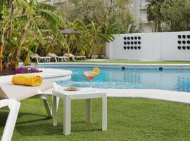 Elba Motril Beach & Business Hotel, hotel en Motril