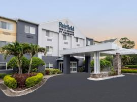 Fairfield Inn and Suites St Petersburg Clearwater