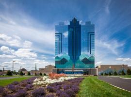 Seneca Niagara Resort & Casino - Adults Only, hotel with jacuzzis in Niagara Falls