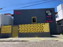 Liiv Natal Ponta Negra Cobogó, hotel perto de Morro do Careca, Natal