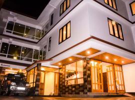 Mystic Bhumzang Hotel & Restobar, hotel in Gangtok