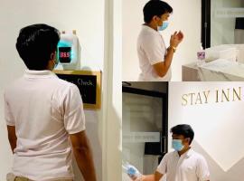 Stay Inn Hostel Jakarta, hotel near National Museum of Indonesia, Jakarta
