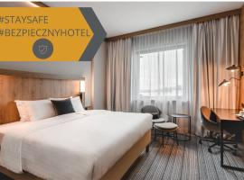 Courtyard by Marriott Warsaw Airport, hotel a Varsavia