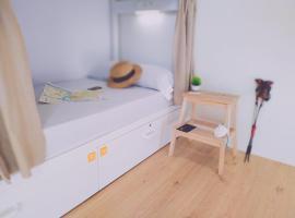 Albergue Nacama hostel Pontevedra, alojamiento con cocina en Pontevedra