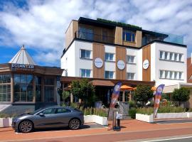 Hof Ter Duinen, hôtel à Oostduinkerke près de: École de golf Westgolf