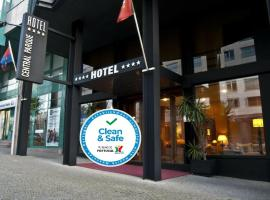 Hotel Central Parque, hotel near Francisco Sa Carneiro Airport Metro Station, Maia