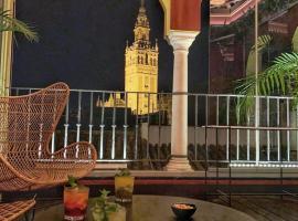 Palacio Pinello, hotel in Seville