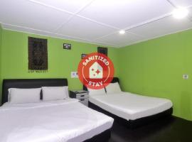 Treasure Inn, hotel in Kota Kinabalu