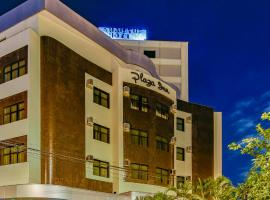 Plaza Inn Augustus, accessible hotel in Goiânia