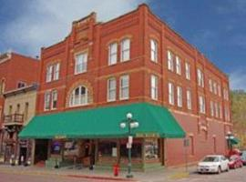 Hickok's Hotel and Gaming