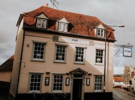 The Stables Hotel, hotel a Great Dunmow