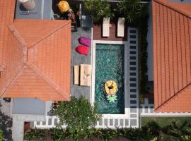 Antara House, отель в городе Керобокан