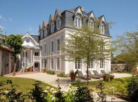 Hôtel Saint-Delis - La Maison du Peintre, hotel in Honfleur