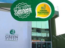 Green Hotéis, hotel perto de Estádio Municipal Alair Correia, Cabo Frio