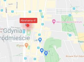 Mieszkanie - Antoniego Abrahama 41 – hotel w mieście Gdynia