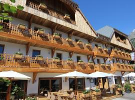 Hotel Le V de Vaujany, hotel in Vaujany