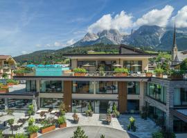 Die HOCHKÖNIGIN-Magic Mountain Resort