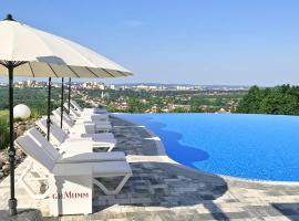 Odyssey ClubHotel Wellness&SPA, hotel in Kielce