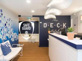 The Deck Hotel by Happyculture, hotel in Nice