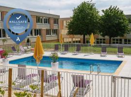 Novotel Dijon Route des Grands Crus, hotel near Dijon Bourgogne Airport - DIJ, Marsannay-la-Côte