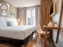 Hotel Magenta 38 by Happyculture, hotel em Paris