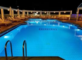 Elektra Beach Hotel, hotel in Kalamaki