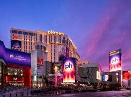 Planet Hollywood Resort & Casino, hotel near Bellagio Fountains, Las Vegas