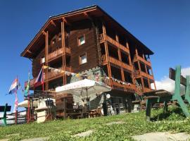 Edelweiss Hotel Champoluc, hotel near Frachey - Alpe Ciarcerio funicolar, Champoluc