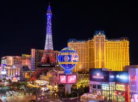 Paris Las Vegas Hotel & Casino, boutique hotel in Las Vegas