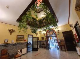 Casona de San Andrés, hotel near La Giralda and Seville Cathedral, Seville