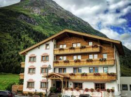 Hotel Galtürerhof, hotel in Galtür