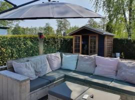 Luxe Chalet Op De Veluwe, accommodation in Ermelo