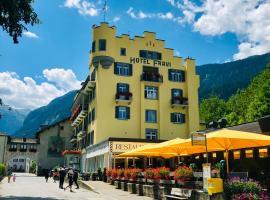 Hotel Fravi