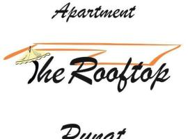 The Rooftop Apartment Punat, room in Punat
