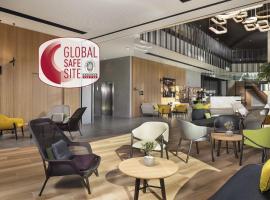 Innside by Melia Paris Charles de Gaulle Airport, hotel perto de Aeroporto de Paris - Charles de Gaulle - CDG,