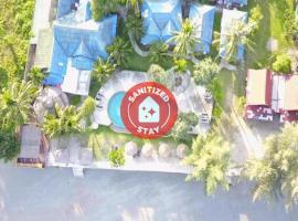 OYO 1033 Saladan Beach Resort, hotell i Koh Lanta